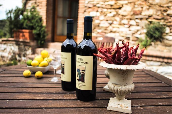 Villa Buoninsegna | Rosso di Toscana IG