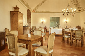 Restaurant | Villa Buoninsegna