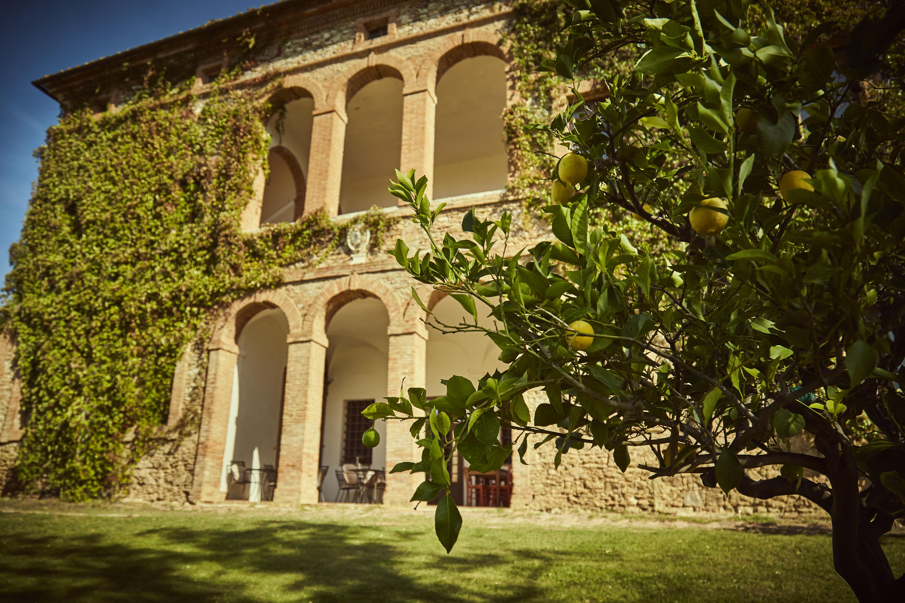 Villa Buonisnegna