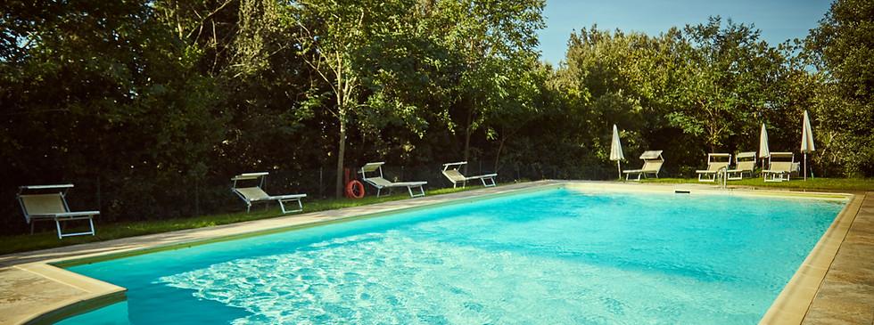Swimming Pool | Villa Buoninsegna