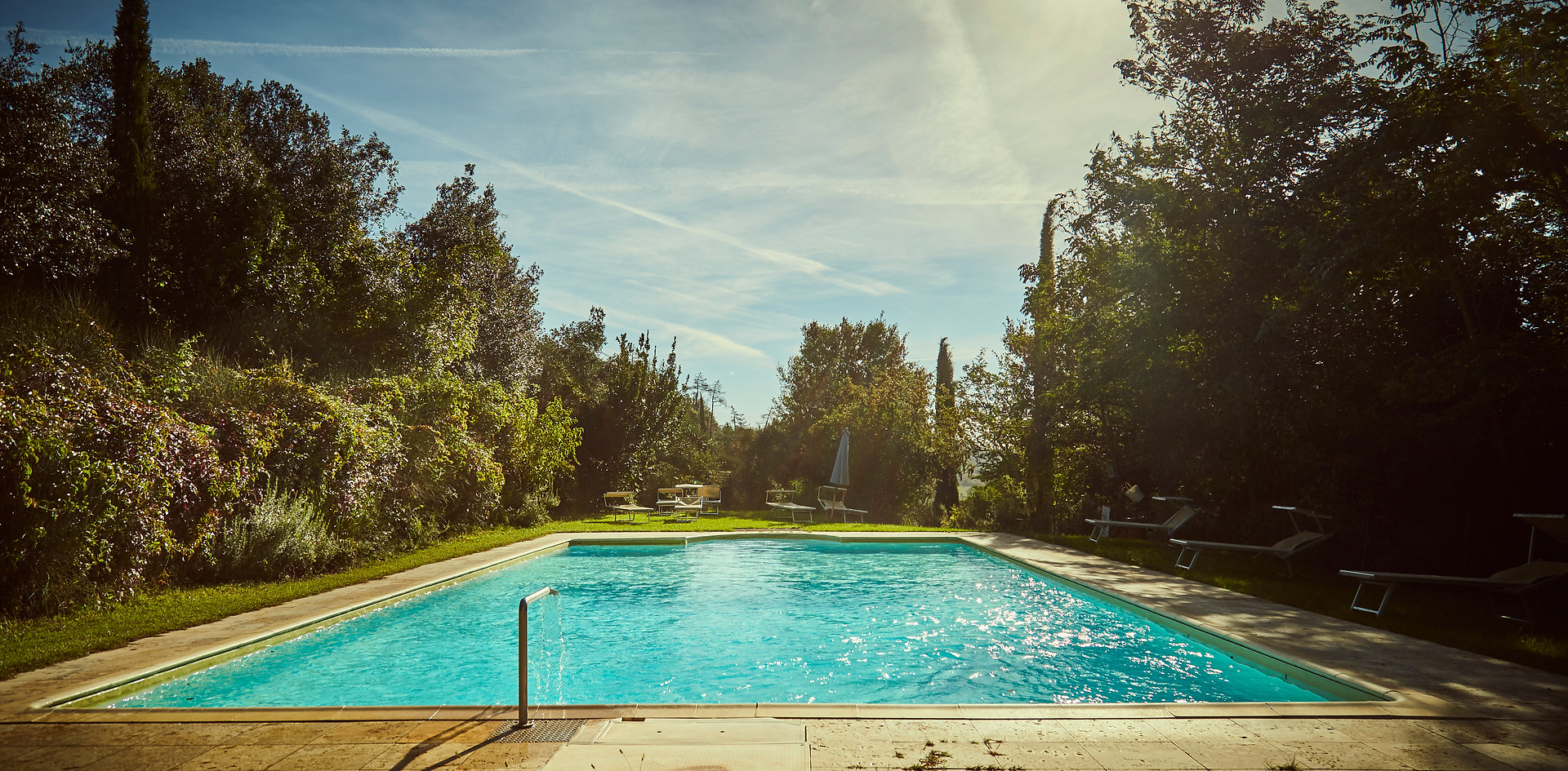 Swimming Pool | Villa Buoninsegna