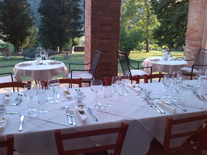 Veranda Villa Buoninsegna