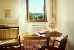 Villa Buoninsegna |  A Room with a View