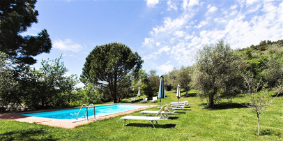 Villa Buoninsegna |Swimming Pool