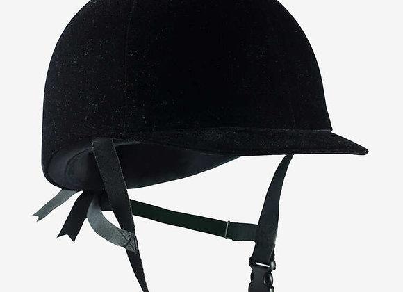 Horze Velvet Helmet
