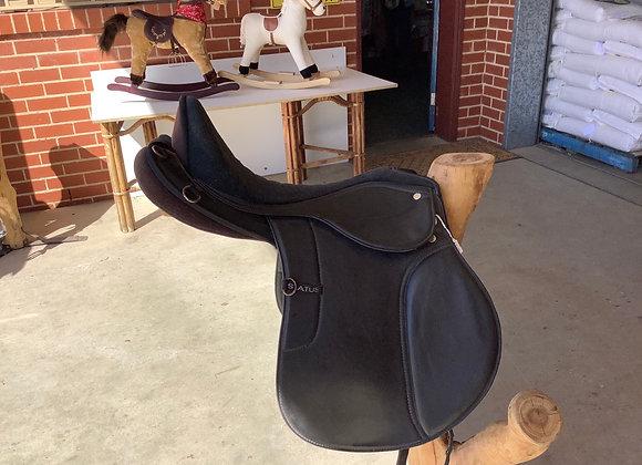 PVC endurance saddle