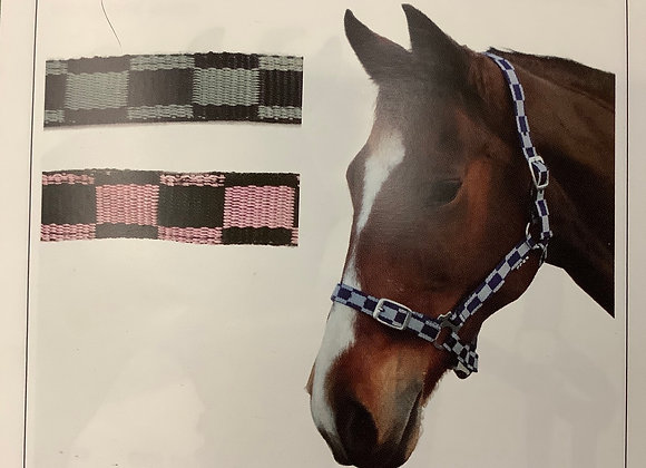 Eureka Harriet Check Headstall