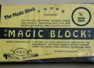 Magic Grooming Block