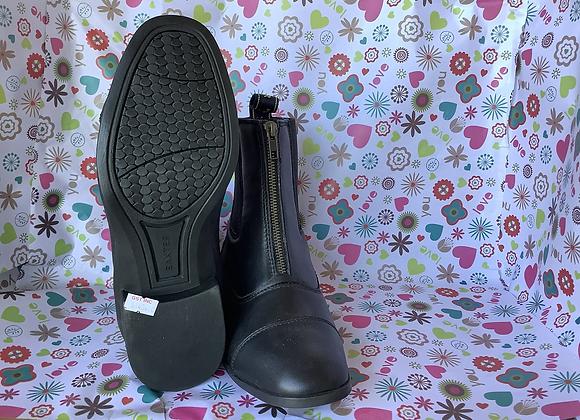 palomino zipper paddock boot