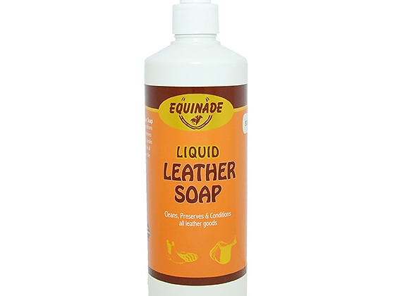 Equinade liquid leather soap