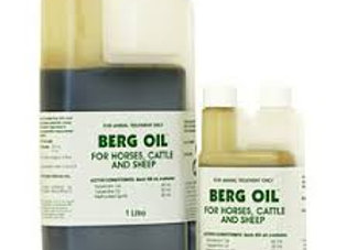 IHA Berg Oil - for horse sheep and cattle