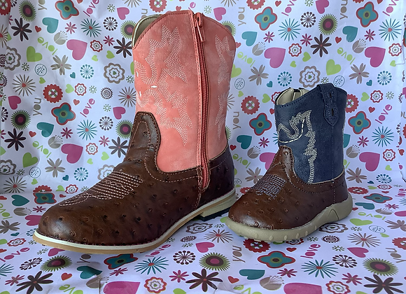 Kids western boots