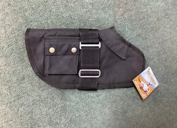Dog jacket oilskin