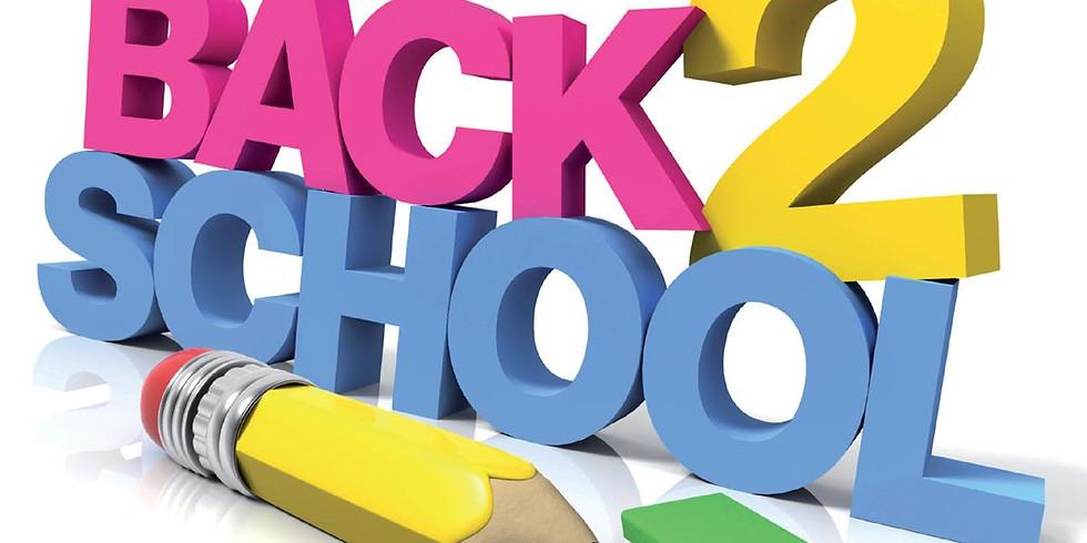 Clearwater Back To School Event / Evento Regreso A La Escuela