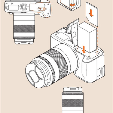 Step-by-Step Camera Project