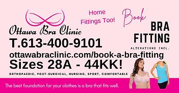 Ottawa Bra Clinic Bra Fitting Ad 21 June 2021.png