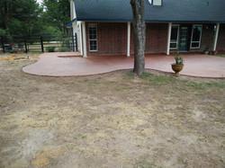 Decorative Concrete - Terrell, TX