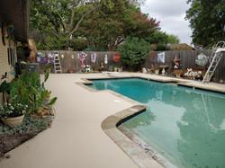 Cool Feel Pool Deck - Mesquite, TX