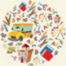 Papelería escolar, juegos de geometria, lapices, colores, gomas, tijeras, carpetas, pegamento, cuaderno, libreta, plumones