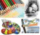 Papelería ABC arte, dibujo, acuarelas, gouche, oleo, pincel, lienzo, bastidor, pintura