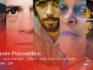 Vem aí mais um show do Nordeste Psicodélico!
