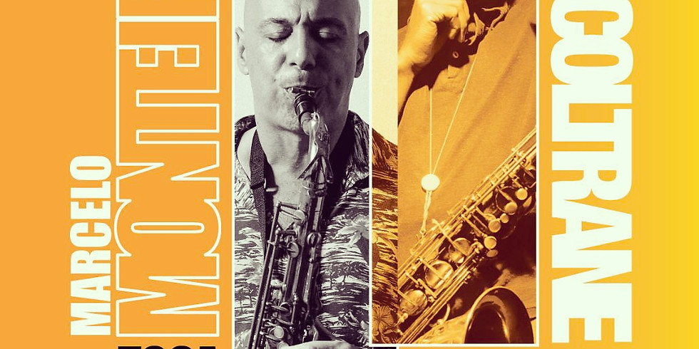 Marcelo Monteiro Toca John Coltrane