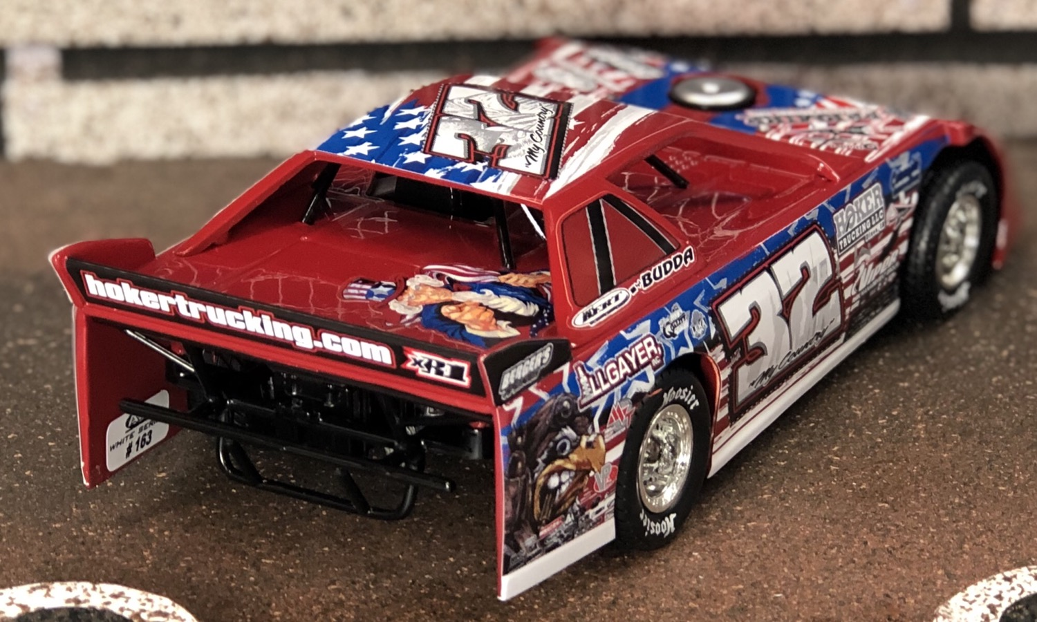 Thumbnail: Bobby Pierce #32 2019 World 100 My Country