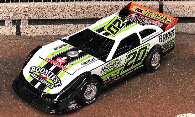 Jimmy Owens #20 2020 Licas Oil 4x Champion