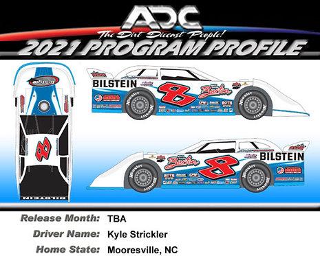 Kyle Strickler. NC #8 2021