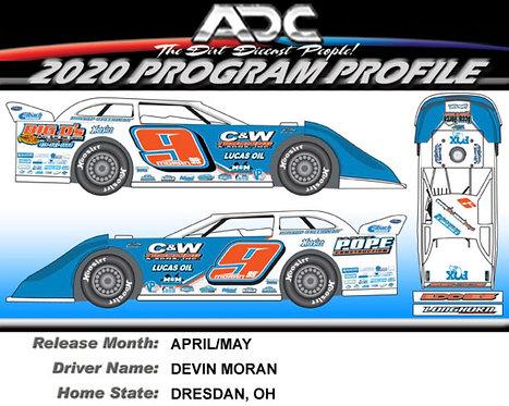 Devin Moran. OH #9 2021 (Preorder)