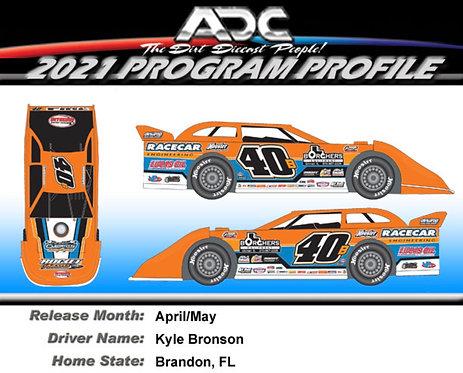 Kyle Bronson #40B 2021
