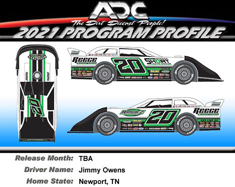 Jimmy Owens. Tn #20 2021