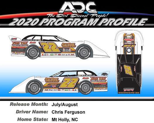 Chris Ferguson #22 2020 (Preorder)