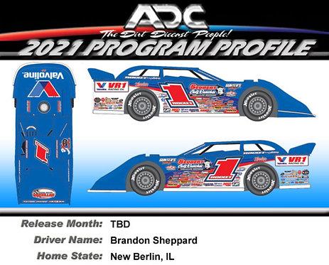Brandon Sheppard. IL #1 2021
