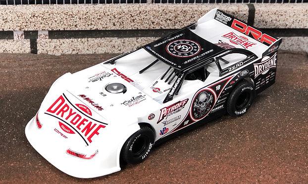 Scott Bloomquist #0 2020 (White Car Preorder)