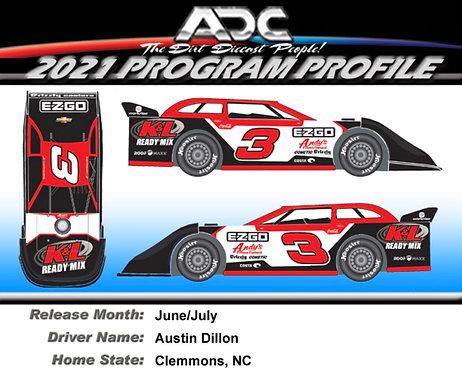 Austin Dillon #3 2021 (Preorder)