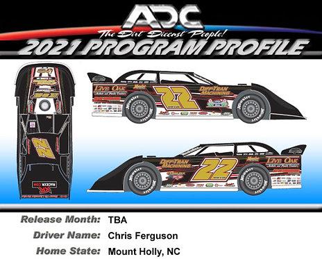 Chris Ferguson. NC #22 2021