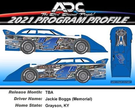 Jackie Boggs. KY #4B 2021 Memorial