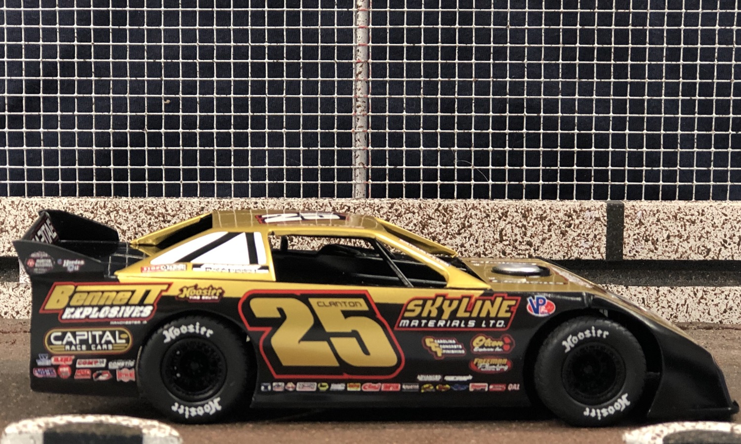 Thumbnail: Shane Clanton #25 2019 (Billy Clanton Tribute)