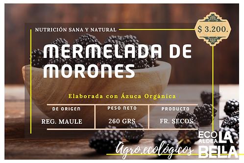 Mermelada de Morones C