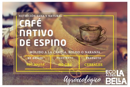 CAFÉ DE ESPINO D