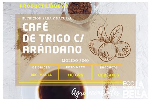 CAFÉ DE ARÁNDANO C/ TRIGO C
