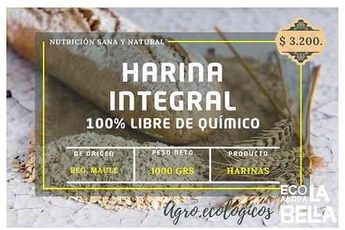 Harina Integral