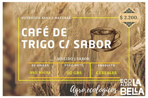 Café de Trigo c/ sabores