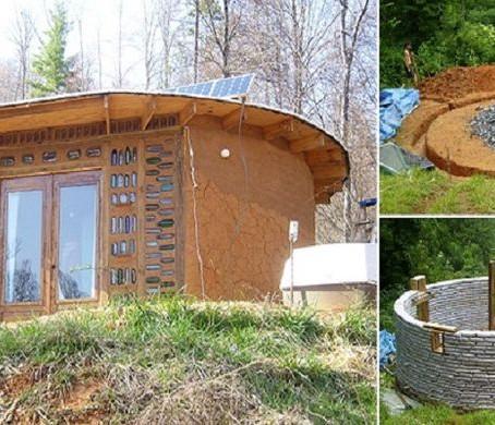 ¿Dondé construir en la Naturaleza, con Energías Sustentables y Limpias?