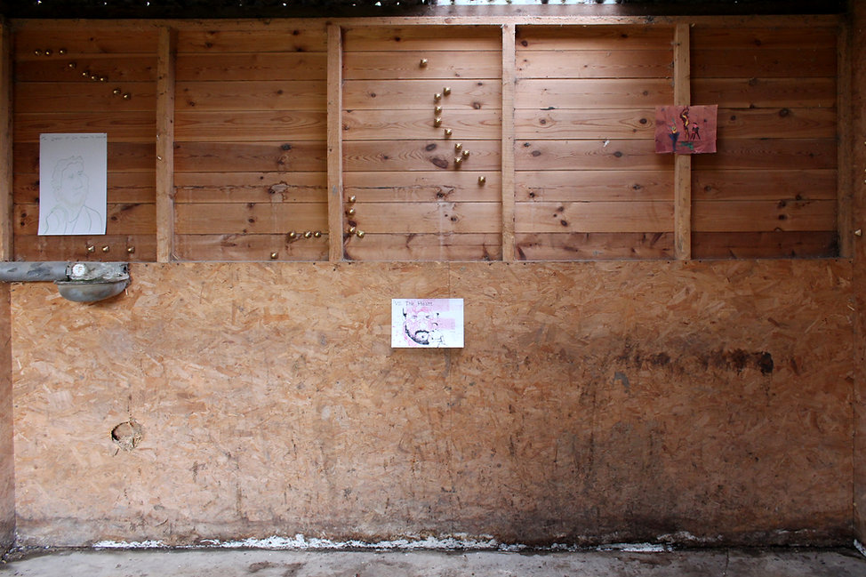 bill arning horse shed rm2 wall2.jpg