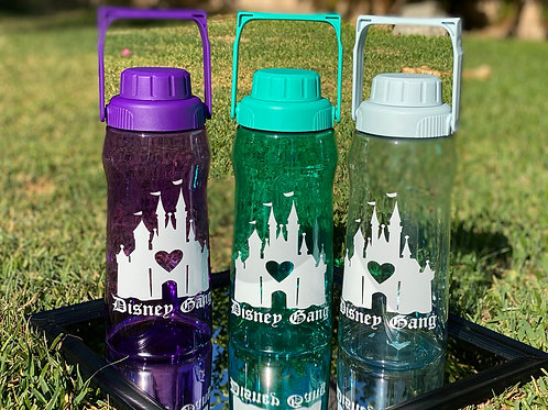 Disney Gang Castle 67oz