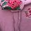 Thumbnail: Roses hoodie