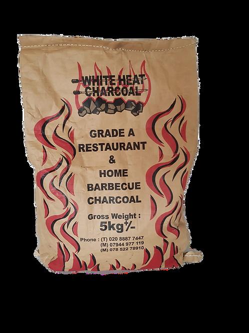 5KG Grade 'A' Barbecue Charcoal