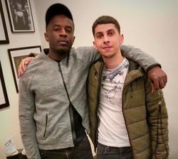 Xelavate & Alex Boateng
